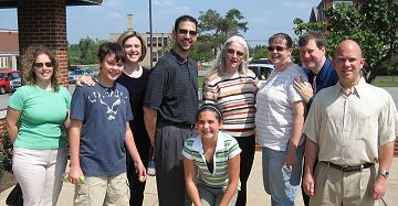 The Schola plus Kurt's Kids
