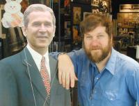 Me and Bush